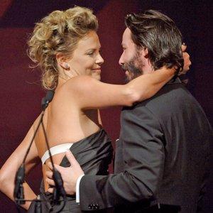 Keanu Reeves y Charlize Theron: Relación confirmada