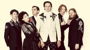 Arcade Fire versionan a Stevie Wonder