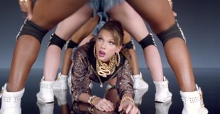 Taylor Swift se une al twerking