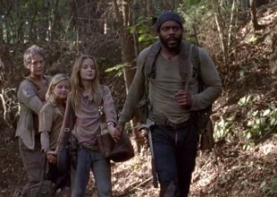 The Walking Dead: Escena inédita