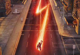 Espectacular póster de The Flash