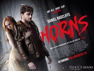 'Horns': Cartel y nuevo tráiler