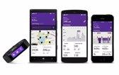 Microsoft presenta su pulsera inteligente y plataforma de eHealth