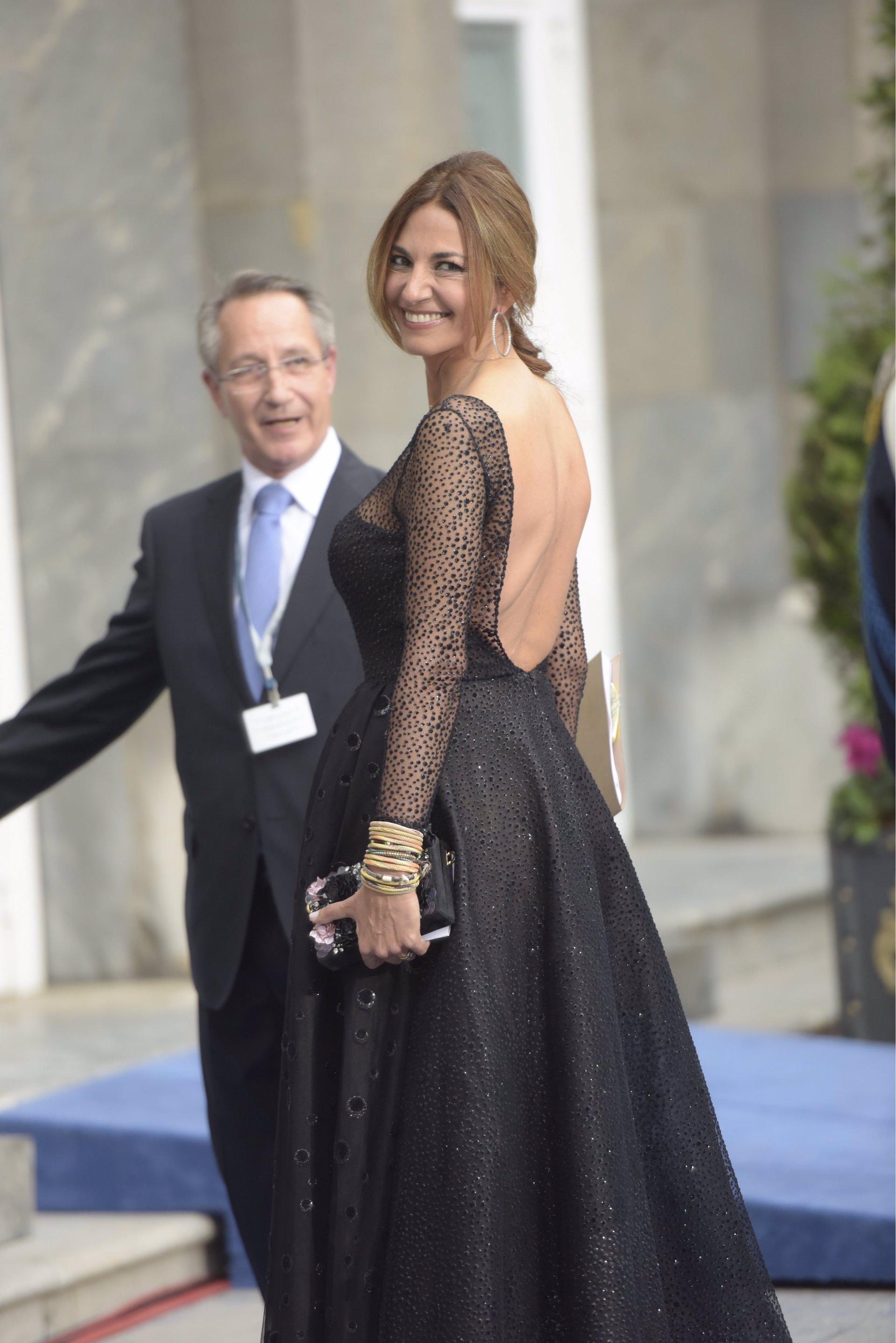 marilo montero en los premios princesa de asturias