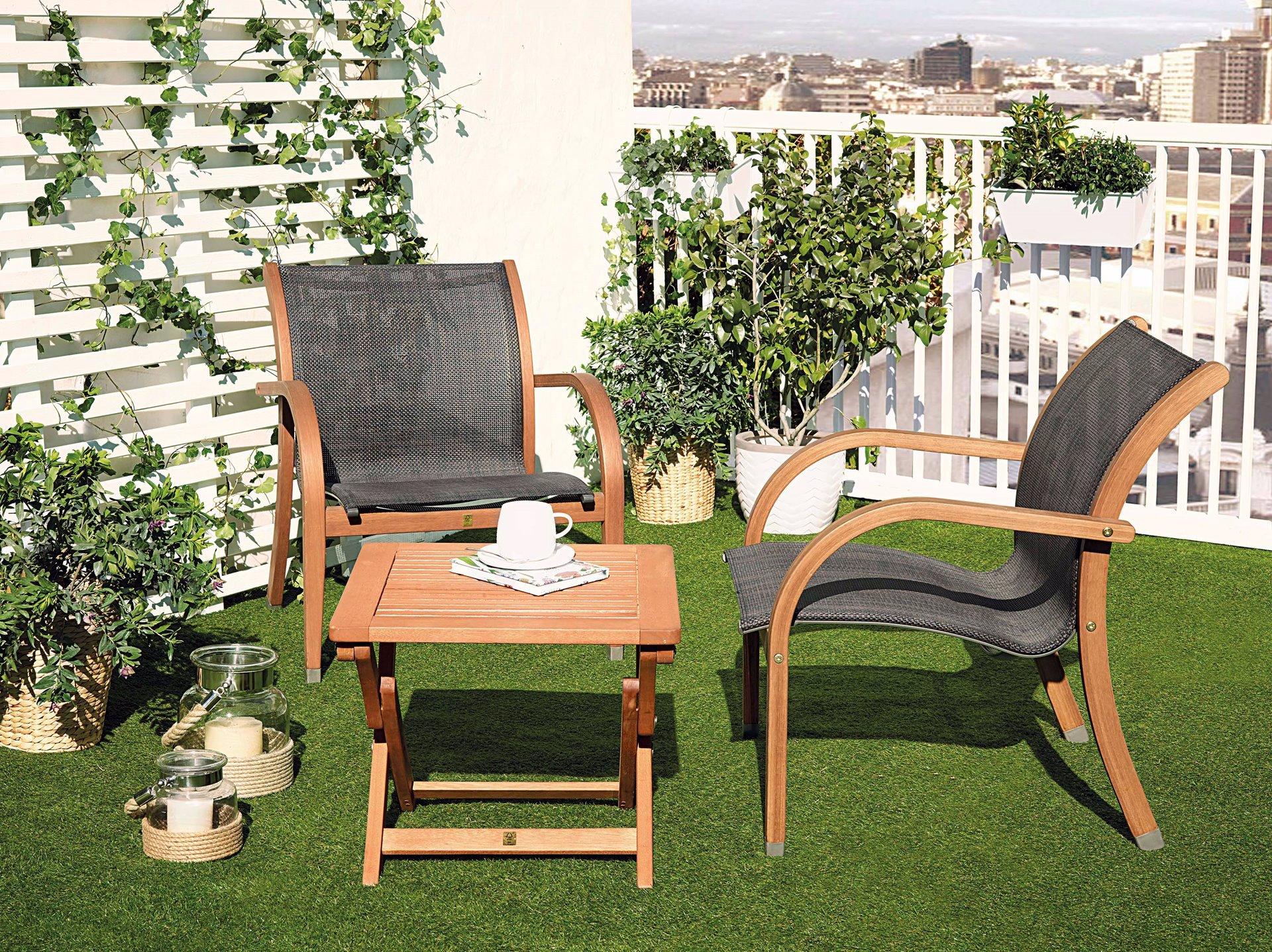 6 claves para poner a punto tu terraza este verano - Limpiar piedra artificial ...