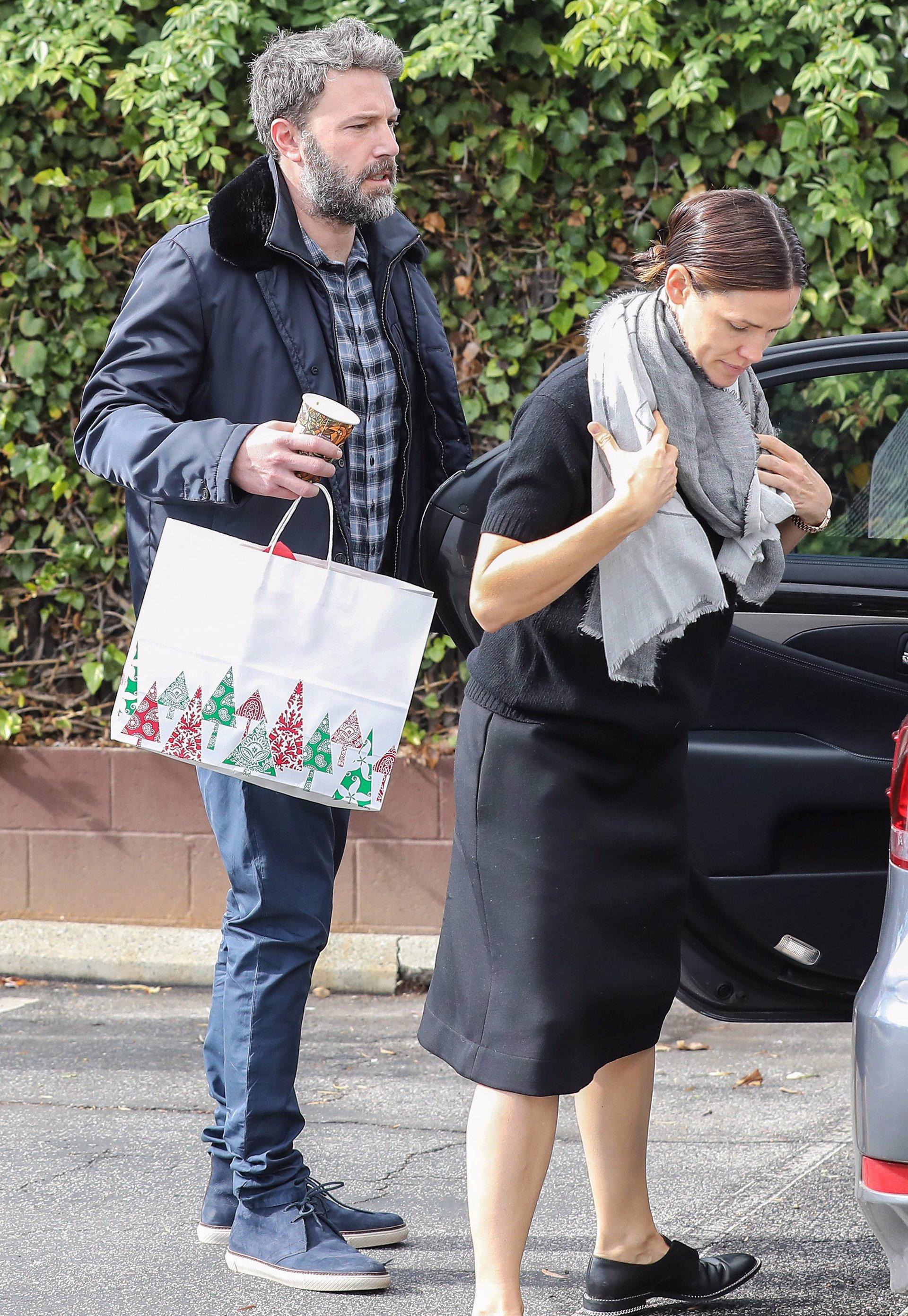 Jennifer garner y ben affleck m s unidos que nunca tras for Cuarto embarazo