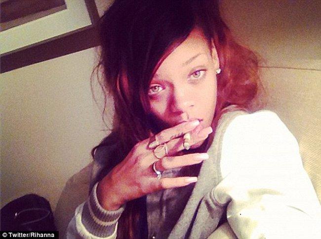 Su mala vida pone en peligro la gira de Rihanna
