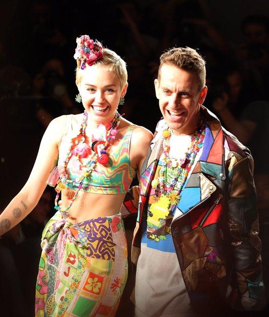 Miley Jeremy Scott