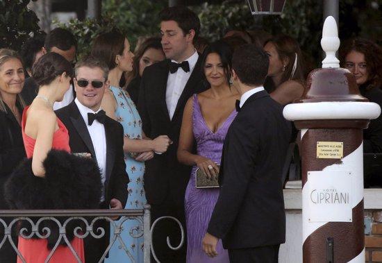 George Clooney se ha casado