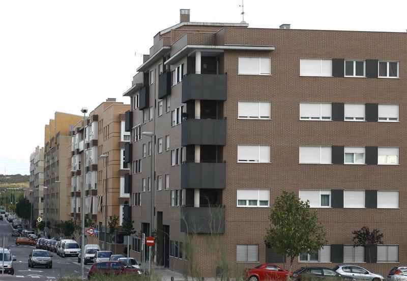 Los precio de los pisos de segunda mano baja en madrid un for Segunda mano zamora pisos
