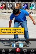 Qik video ofrece videollamadas entre iOS y Android