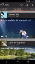 Google actualiza la aplicación de Google+ para Android