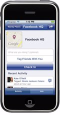 iOS podría integrar pronto Facebook