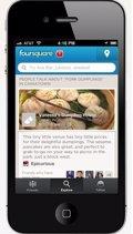 Foursquare se renueva para iOS y Android