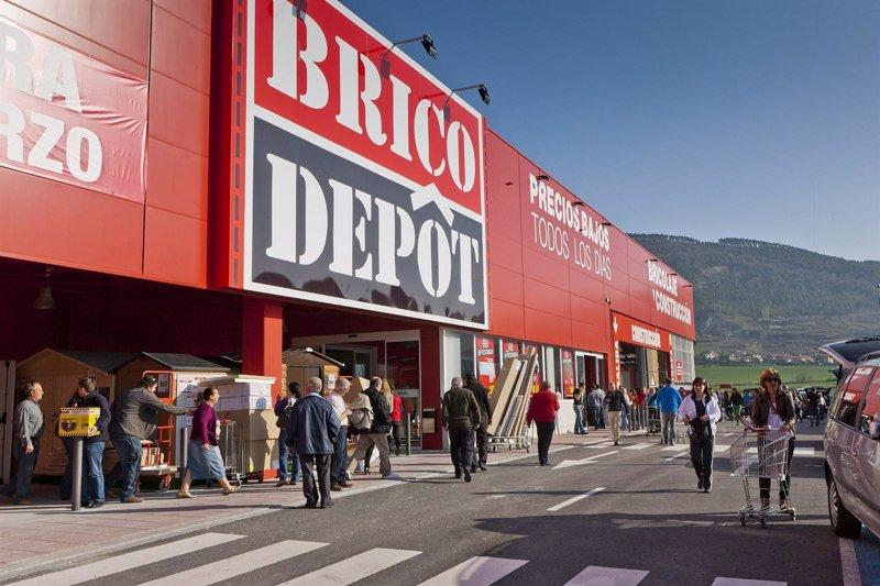 Econom a brico dep t ampl a presencia en la comunidad valenciana con un nuevo centro en aliza - Banco de trabajo brico depot ...