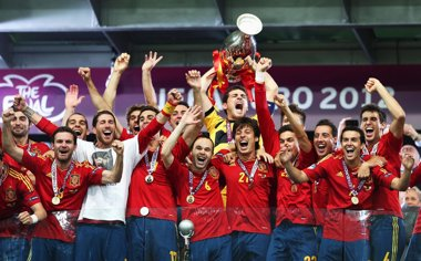 Foto: España ya es eterna (GETTY)