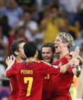Foto: Fernando Torres se alza con la Bota de Oro (REUTERS)