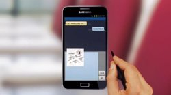 Foto: Samsung prepara el anuncio del nuevo Galaxy Note para el 29 de Agosto (SAMSUNG)