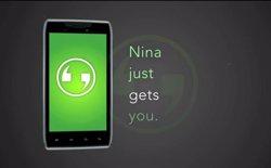 """Foto: Llega Nina, la """"hermana"""" de Siri integrada en 'apps' para iOS y Android (NUANCEENTERPRISE)"""