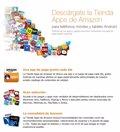 La tienda de aplicaciones de Amazon para Android llega a España