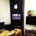 La fiebre Apple llega a casa: una Apple Store en una habitación