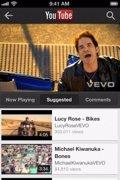 Google hace más social la nueva app de Youtube para iOS