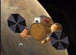 La NASA se propone traer muestras de Marte a la Tierra en 2018