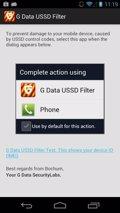 G Data lanza una app para proteger dispositivos de ataques USSD