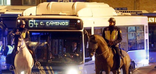 """Foto: El Gobierno ve """"normalidad"""" en las primeras horas de huelga general (REUTERS)"""