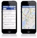 iOS recibe los mapas de Nokia Here