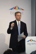 El presidente de Google visitará Corea del Norte la semana que viene