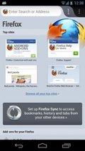 Mozilla lanza Firefox 10 para Android en versión beta