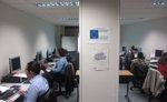 Cruz Roja Huesca recibe el apoyo de CAI para ayudar a grupos desfavorecidos