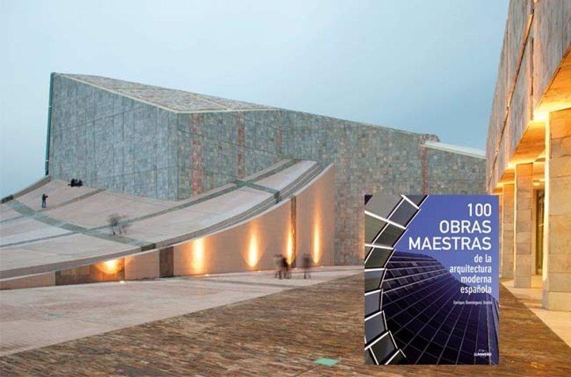 100 obras maestras de la arquitectura moderna espa ola for Arquitectura espanola