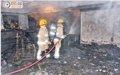 La explosión de un Galaxy S4, presunta causa del incendio de un apartamento