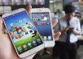 Samsung arrasa en el ranking de fabricantes de móviles en el Q3 2013