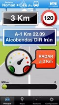 Un avisador de radares, Crazy taxi y RojaDirecta HD, lo más descargado en la App Store esta semana