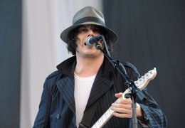 Foto: Jack White presenta a 'Lazaretto' (GETTY)