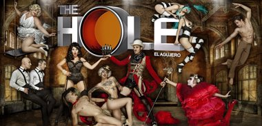 Foto: The Hole se pone a mil (PRODUCTORA THE HOLE)