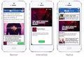 Facebook lleva su publicidad a apps móviles de terceros para competir con Google y Apple