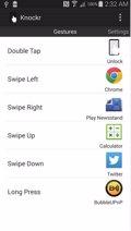 Knockr lleva la función 'tocar para desbloquear' de HTC y LG a otros Android