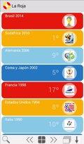 ZoomSport La Roja, la 'app' para seguir a la selección española