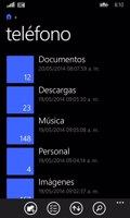 Windows Phone 8.1 se organiza gracias a la nueva aplicación Archivos