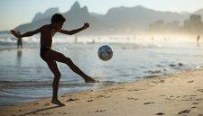 Brasil, capital mundial del fútbol este verano