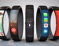 Concepto iWatch de Apple