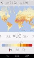 Climatology, la app de Microsoft sobre condiciones climáticas para Android y Windows Phone