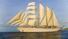 A bordo de un velero, destino Cuba