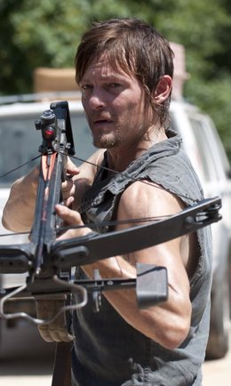Foto: 'The Walking Dead': Robert Kirkman quiere a Daryl Dixon en los comics (AMC)
