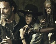 Primer cartel de la quinta temporada de The Walking Dead