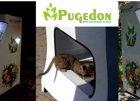 Pugedon, la máquina que alimenta y recicla